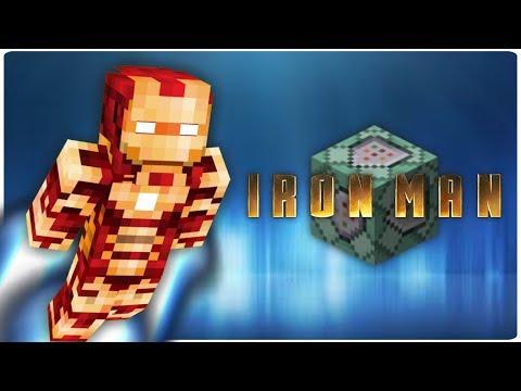 IRONMAN in Vanilla MC | ONLY TWO COMMAND BLOCKS (1.11)
