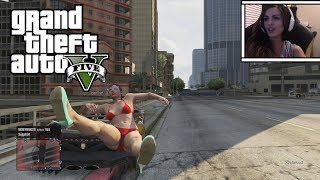 GTA 5 Online Funny Moments w/ XpertThief!