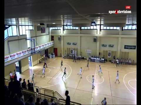 Aurora Desio vs Montepaschi Siena (Finali nazionali under 15 2014, giornata 1) - 3° quarto