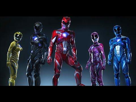 3# DIY Power Rangers mask