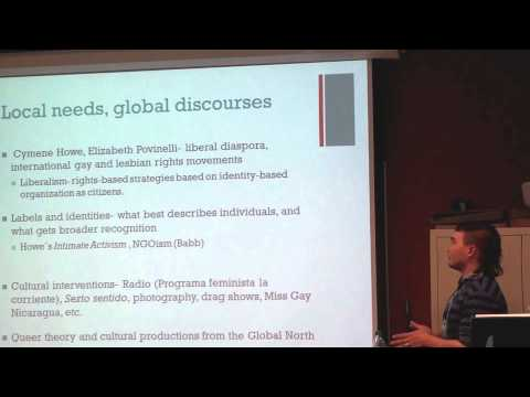 John Petrus: Cultures of Sexual Diversity in Latin America Jan. 31, 2014