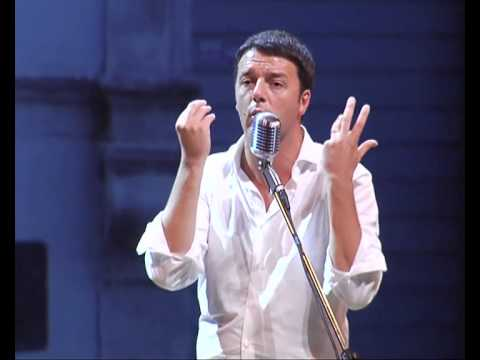 Matteo Renzi - Intervento conclusivo - Leopolda 2013