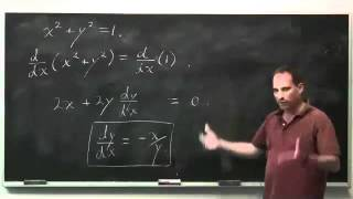 Worldwide Calculus: Implicitly Defined Functions