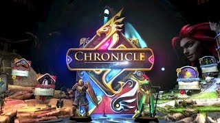 Chronicle: RuneScape Legends launches closed beta
