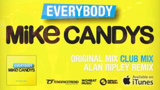 Mike Candys Everybody (feat. Evelyn & Tony T.) TEASER