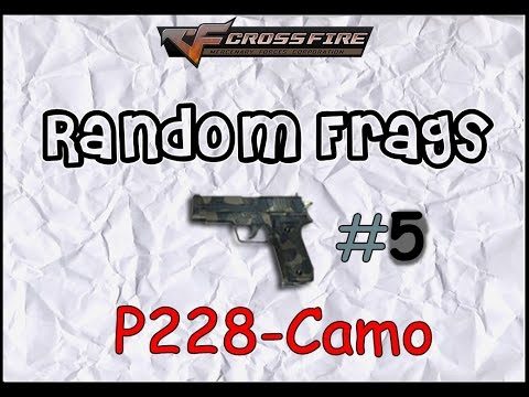 Cfal | Random Frags #5 - P228 Camo