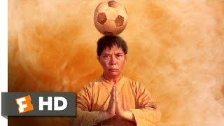 Shaolin Soccer (5/12) Movie CLIP Kung Fu Is Back (2001