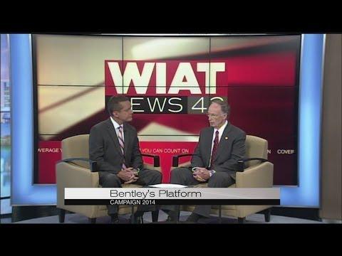 Governor Robert Bentley on Wake Up Alabama: Part 2