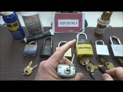 185) Improve Your Lock Picking Skills (for Beginners)