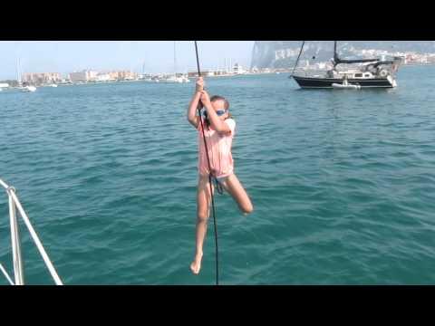 Elizabeth Rudd Fathers Jumping