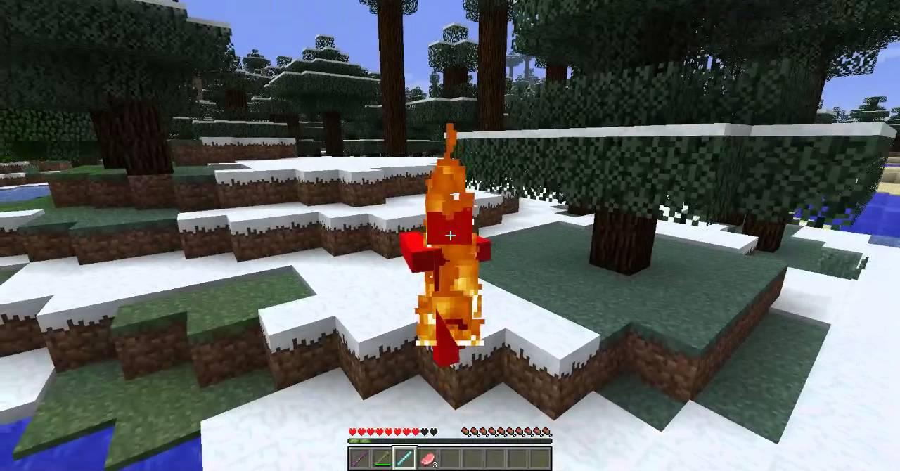 Моды на Minecraft 1.7.2