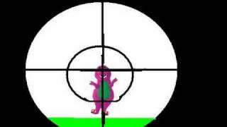 Elmo Kills Barney