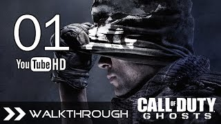 Call Of Duty Ghosts Walkthrough Gameplay CoD Campaign