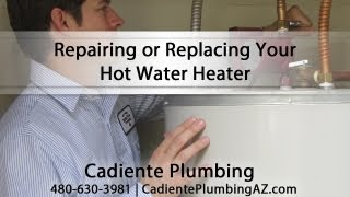 [Repairing or Replacing Your Hot Water Heater] Video