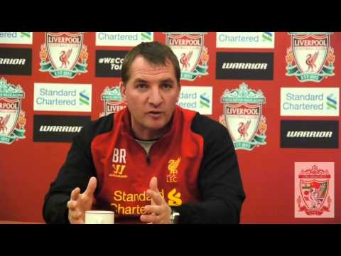 *NEW* Brendan Rodgers On His Nicest Surprise At Liverpool Football Club