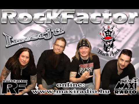 Black Jack zenekar interjú a RockFactorban