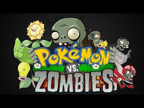 Pokémon vs Zombies - Parte #1 - #ChequioEnVivo