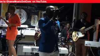 DSP Kofi Sarpong - Performance @ Akwaboah video premiere