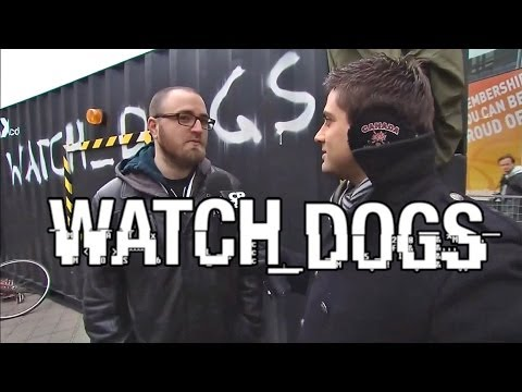 Mysterious Watch Dogs event + Unbox Therapy on the news!