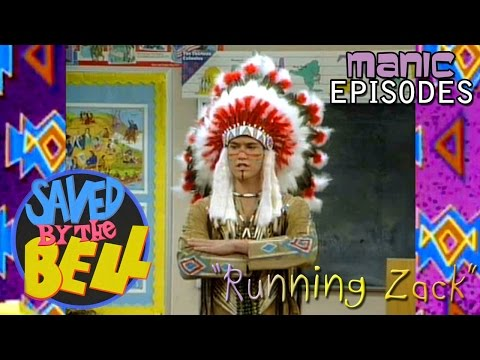 Saved by the Bell: Running Zack (1990) (Manic Episodes)