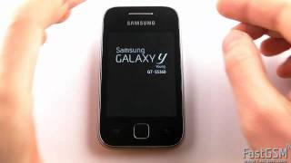 How To Unlock Samsung Galaxy Y Via IMEI