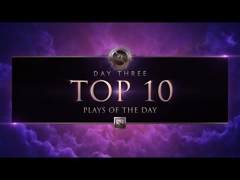 DotA 2 - The International 2014 Top 10 (Day 3)
