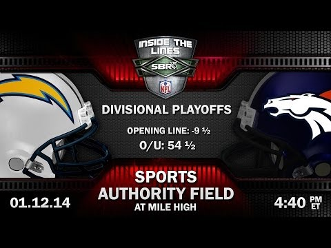 San Diego Chargers vs Denver Broncos Playoff Preview: NFL Divisional Round Picks with Al McMordie