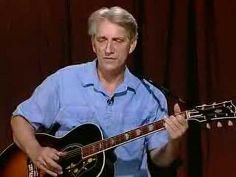 """Spoonful"" taught by Ernie Hawkins (Part 1 of 2)"