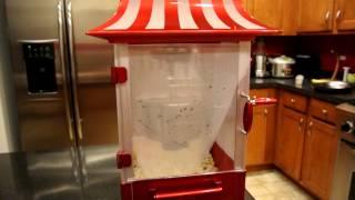 Bella 13566 Movie Theatre Popcorn Maker Demo