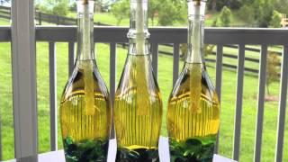 C mo hacer una l mpara para cualquier aceite o combustible for Antorchas para jardin caseras
