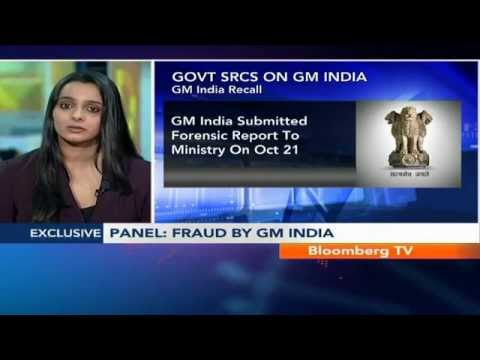 Big Story- Fraud By GM India: Probe Panel