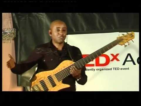 Bass Guitarist Henock Temesgen