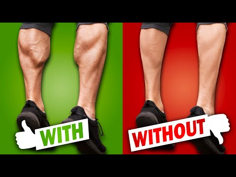 Increase Your Calves Size & Strength NATURALLY in 7 Days!