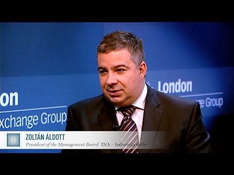 Zoltán Áldott on economic development in Croatia | INA | World Finance Videos
