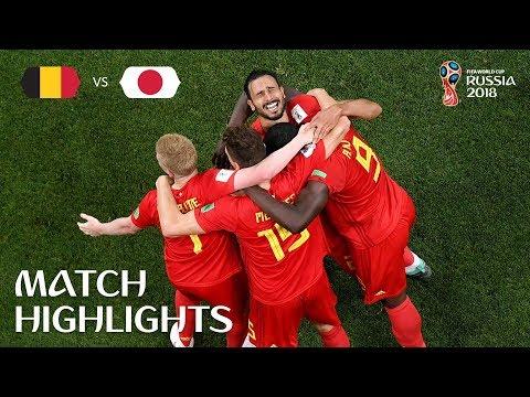 Belgium v Japan - 3:2