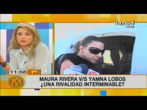 Yamna Lobos habla de su rivalidad con Maura Rivera