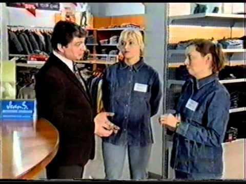 Золотая рыбка. Учебный фильм-тренинг для продавцов. Часть1