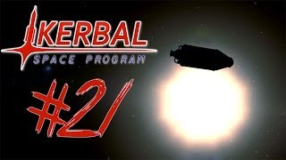 KERBAL SPACE PROGRAM 21 FLYING INTO THE SUN
