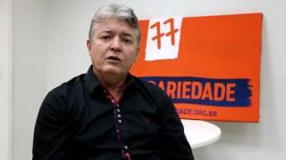 Osvaldo Mafra – Presidente Estadual do Solidariedade-SC