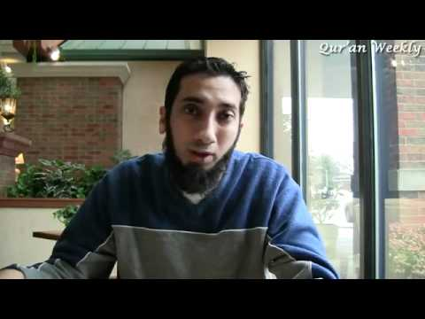 Be aware when debating on Islam on facebook - Nouman Ali Khan