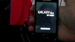 Tutorial Flashear /Actualizar Samsung Galaxy ACE S5830