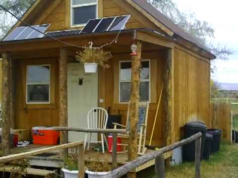 How to have a home with no house payments and no utility for Where to buy cheap land for homesteading