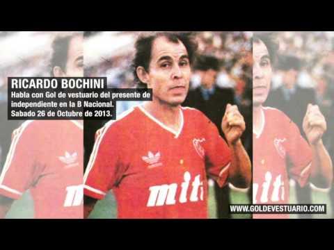 Ricardo Bochini en Gol de Vestuario habla sobre el presente de Independiente