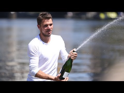 Stanislas Wawrinka: our Australian Open 2014 Men's Singles Champion