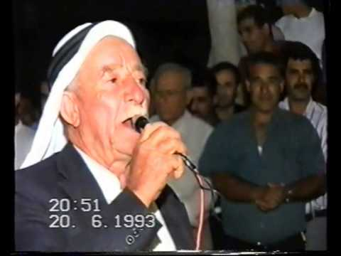 حداي--اقوى تحدي بين المرحوم الحاج ابو احمد نجيب حسين .....وموسى الحافظ