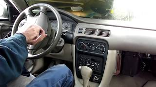 Toyota Corolla Prizm Ignition Lock Cylinder Housing