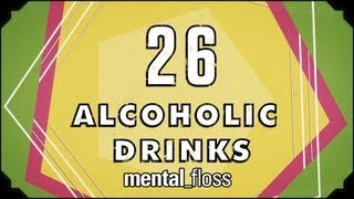 26 Alcoholic Drinks