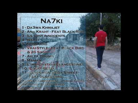 09 - L'immigration clandestine - Omar Le Fugitif - [Album Na7ki] / Rap Algerien 2013