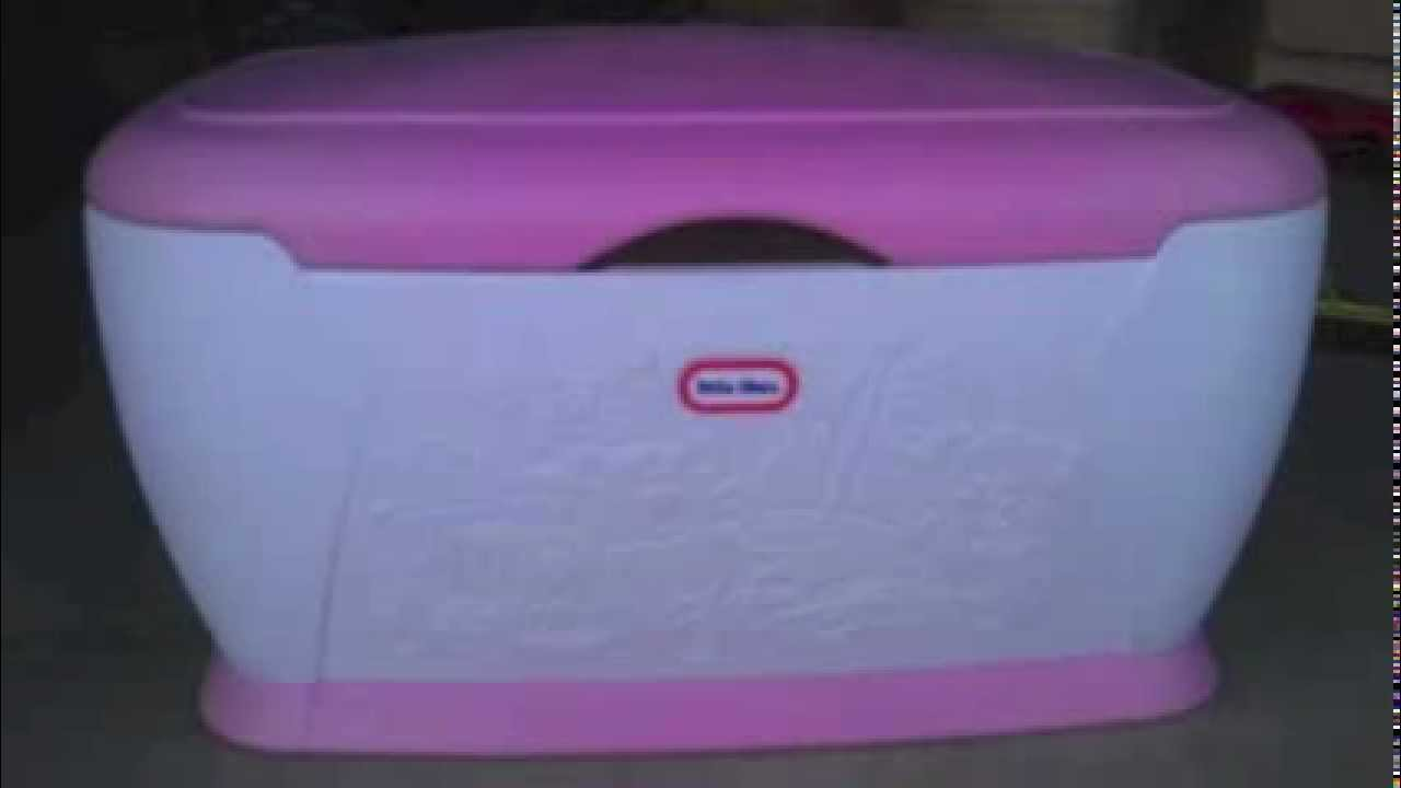 Toy Boxes From Plastic Little Tikes or Fisher Price to Wooden Chest ...