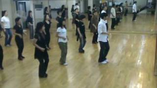 Sha-la-la-la-la Line Dance (Demo & Walk Through)